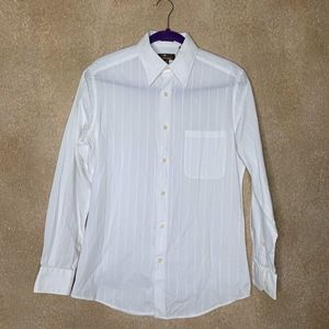 Other - Cafe Luna | White Button Down Dress Shirt Size S